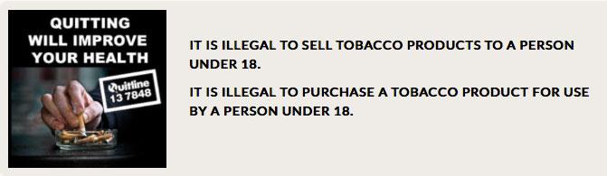 Cigar Smoking Warning