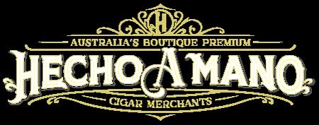 Hecho A Mano Cigars Australia Logo