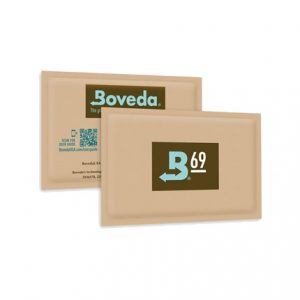Boveda 60gr Humidifier pack - 69%