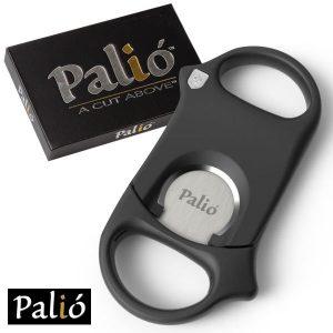 Palio Cigar Cutter - Black